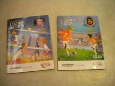 Due libri La Gazzetta dello Sport - Calcio e Pallavolo (Scrittori di Classe)