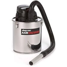 Shop Vac Ash Vacuum Cleaner 4041151 for Fireplaces Coal Stoves BBQ Grills