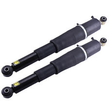 Pair Rear Shock Absorber Set For Cadillac Escalade Chevy Tahoe GMC Yukon