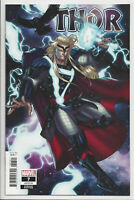THOR #7 (1st PRINT) 1:25 GUILE SHARP VARIANT BLACK WINTER Marvel 2020 NM- NM