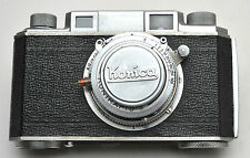 Vintage  Konica I  w/Hexanon 1 : 2.8 50mm Lens