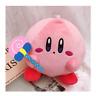 Kirby star 8' plush stuffed toy doll lollipop birthday gift Christmas