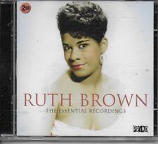 Ruth Brown - Essential Recordings - 2 x CD - 2016 - UK FREEPOST