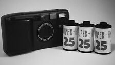 35mm 24exp Super-Hypan Ii Black And White Film Iso25