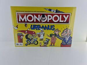 URBANUS monopoly board game dutch nederlands sealed new