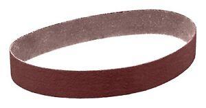 """3M Cloth Belt 341D P120 X-Weight 2"""" x 48"""" Film-Lok Single-Flex 50/Box Free Ship"""