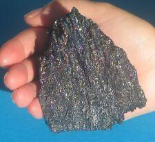 Large Rainbow Carborundum - Silicon Carbide - Rainbow Hematite (CARB4)