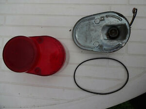 Yamaha FS1-E Fizzie Fizzer SS OEM rear light lamp assembly Stanley 6-2214