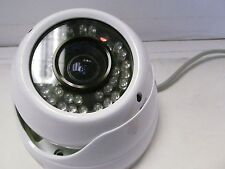 650Tvl Water/Vandal Proof Day/Night Dome Security Camera Gs4007Cf Lens: 3-5.8mm