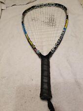 """E-Force Shock 22.0"""" Longstring Technology Racquetball Racquet 4"""" Grip  #1277"""