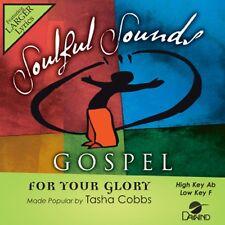 Tasha Cobbs - For Your Glory - Accompaniment/Performance Track – New