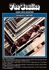 The Beatles Album blu copertina ufficiali 1967-1970 cartolina
