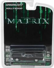 """`65 Lincoln Continental """" MATRIX """"  Film Auto 1965 ** Greenlight 1:64 OVP"""