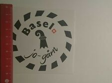 Aufkleber/Sticker: Basel Jo Gärn (161216149)