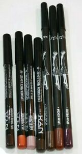 NYX  Slim & long Lip Liner Pencils/ LIP GLOSS- various shades STOCK CLEARANCE
