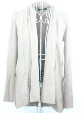 Zara Ladies Cardigan Size Small Brown Open Front  Long Sleeve Knit