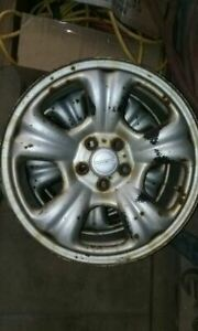Wheel 16x6-1/2 Steel 5 Spoke Styled Fits 03-07 FORESTER 686654