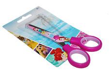 PRINCESS - Schere für Kinder zum basteln und gestalten von Disney 13 cm groß