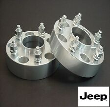 2 Pc 2007-16 JEEP WRANGLER HUB CENTRIC WHEEL ADAPTER SPACERS 1.50 Inch # 5500CHC
