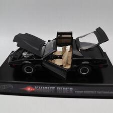 Hot Wheels Super Elite 1:18 Knight Rider KITT with Voicebox and Lights