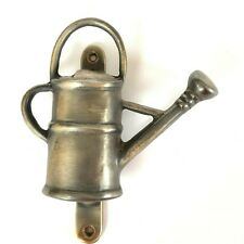 Vintage Door Knocker Metal Plant Waterer Shaped Gift Gardener Decor