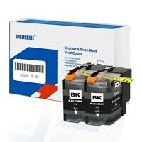 PERSEUS Compatible Ink Cartridge Replacement for Brother LC229XL LC229BK Blac...