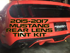 2015/2016/2017 Mustang [R] Tint Kit - Rear Complete Vinyl Tint Kit - 20%