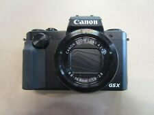 CANON POWERSHOT G5X WITH CHARGER