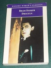 DRACULA by Bram Stoker 1998 sofcover CLASSIC TALE OF HORROR AND FEAR