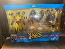 MARVEL LEGENDS X-MEN JEAN GREY WOLVERINE CYCLOPS LOVE TRIANGLE 3 PACK IN HAND!