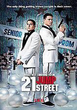 21 JUMP STREET DVD + UV - NEW / SEALED DVD
