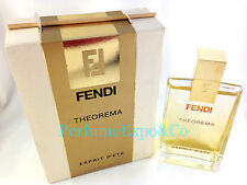 THEOREMA Fendi Perfume 3.4oz-100ml ESPRIT D'ETE Spray VINTAGE Scent Women (B7 WH