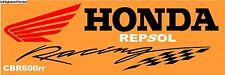 HONDA Team Racing Banner Personalized CBR600rr Repsol Super Bike Motorcycle