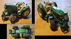 Siku, tracteur John Deere, 1/32, complet sauf capote/hard top,