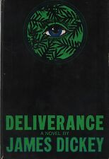 """SCARCE 1st Edn - """"DELIVERANCE"""" by US POET JAMES DICKEY-  HOUGHTON MIFFLIN (1970)"""