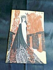 1968-Philadelphia Lyric Opera Co-Norma Program Starring Joan Sutherland