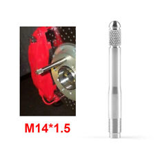 2pcs Wheel Hanger Pin Lug Hole Guide Alignment Tool Fit for Mercedes/BMW M14x1.5