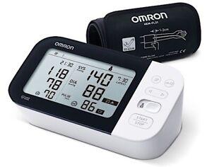 Omron M7 Intelli IT Automatic Upper Arm Blood Pressure Monitor HEM-7361T-EBK