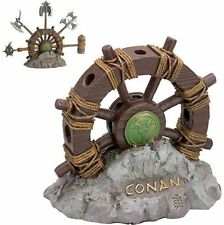 Conan the Barbarian Wheel of Pain Display Stand for Miniature Swords CONAN065S