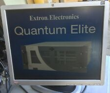 Extron Quantum Elite 615 Loaded Plus 2 Boxes of Attachment,  Cables Sold 1 Lot