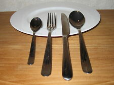ICM ITALY *NEW* TRECENTO Set 4 couverts Cutlery