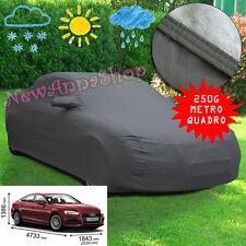 Telo Copriauto felpato Spec. per AUDI A5/s5/a5 Sportback 250 grammi Metro quadr