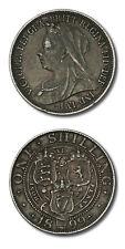 Great Britain Victoria Shilling 1899 Extra Fine KM-780