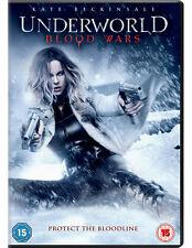 Underworld Blood Wars DVD 2017 5035822495630