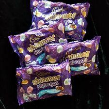 Lot of 4 Cadbury Shimmer Mini Eggs Variety Pack Dark Original Milk Chocolate