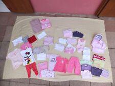 Gros Lot de vêtements fille 6 mois très bon état dont vêtements de marque