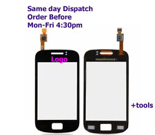 Digitizer Touch Screen Glass For Samsung Galaxy Mini 2 GT S6500 + tools