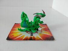 Bakugan Battle Brawlers Green Ventus Lumino Dragonoid 810G Fast Shipping