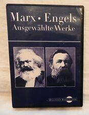 Marx - Engels - Ausgewählte Werke - CD Rom - Philosophie - 2005 (2)