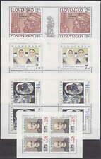 SLOVAKIA - 1994 COMPLETE PRINTING SHEET YEAR 1993 -**MNH**- KOMPLETT KLEINBOGEN